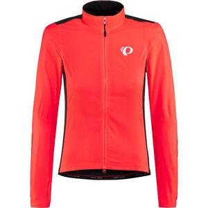 PEARL iZUMi Elite Pursuit Hybrid Jacket Women fiery coral/black bei fahrrad.de Online
