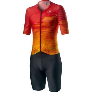 Castelli PR Speed Suit Herren fiery red fiery red
