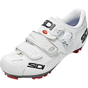 Sidi Trace Shoes Damen white/white white/white