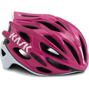 Kask Mojito X Helm pink/weiß pink/weiß