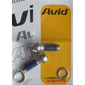 Avid Disc Adapter Schrauben Rostfreier Stahl 2 Stück bei fahrrad.de Online