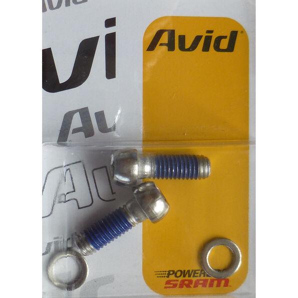 Avid Disc Adapter Schrauben Rostfreier Stahl 2 Stück