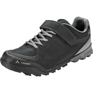 VAUDE AM Downieville Low Shoes black black
