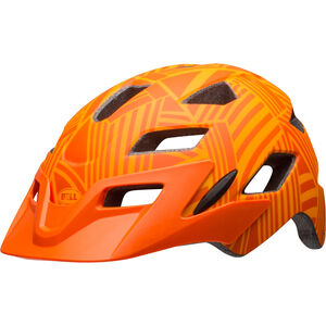 Bell Sidetrack Helmet Kinder matte tango/orange matte tango/orange
