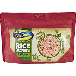 Bla Band Outdoor Breakfast Rice Pudding with Strawberries 145g bei fahrrad.de Online