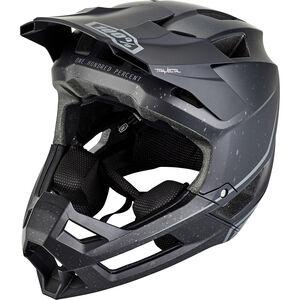 100% Trajecta Helmet black black