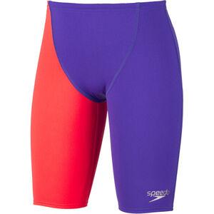 speedo Fastskin Endurance+ High Waist Jammer Jungs purple/red purple/red