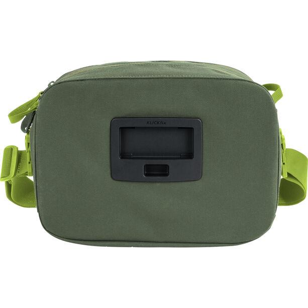 VAUDE Classic Box Handlebar Bag cedar wood