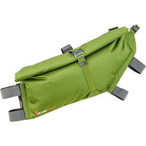 Acepac Roll Frame Bag L green green