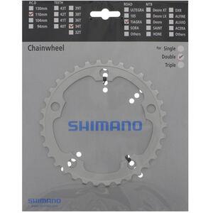 Shimano Tiagra FC-4550 Kettenblatt 9-fach silber silber