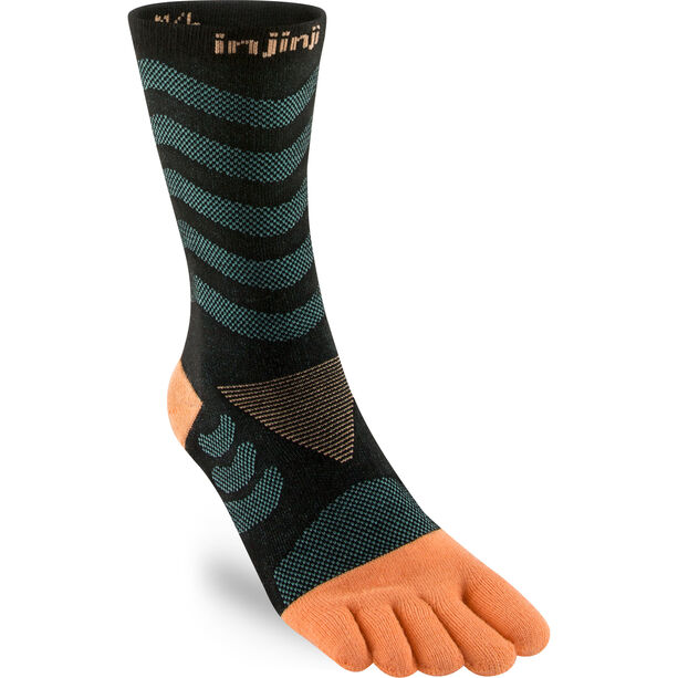 Injinji Ultra Run Crew Socks Damen dive
