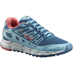 Columbia Bajada III Winter Shoes Women Phoenix Blue/Sunset Red bei fahrrad.de Online