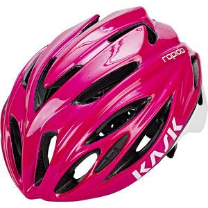 Kask Rapido Helm pink pink