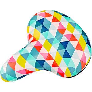 URBAN PROOF Saddle triangles colour triangles colour