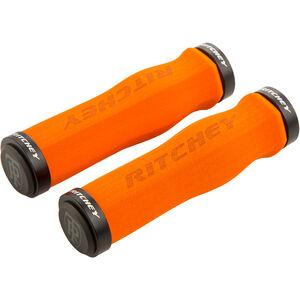 Ritchey WCS Ergo True Grip Griffe Lock-On orange orange