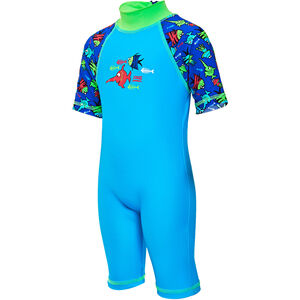 Zoggs Sea Saw Sun Protection Suit Jungs blue blue