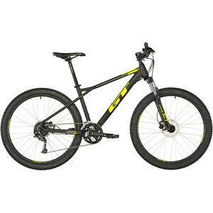 "GT Bicycles Avalanche Sport 27,5"" satin black/chartreusen/mid siver bei fahrrad.de Online"