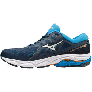 Mizuno Wave Ultima 11 Shoes Men Mazarine Blue/White/Brilliant Blue bei fahrrad.de Online
