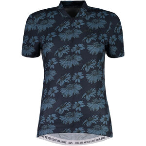 Maloja SalaM. Shortsleeve Bike Jersey Damen mountain lake mountain lake