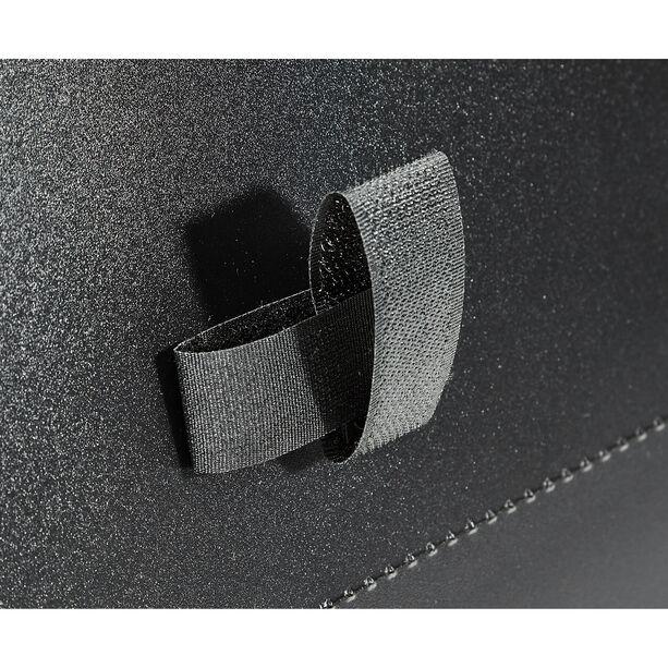 Basil Urban Load S Gepäckträgertasche 25l black/reflective