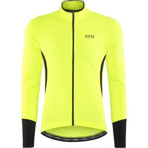 GORE WEAR C5 Thermo Jersey Herren neon yellow/black neon yellow/black
