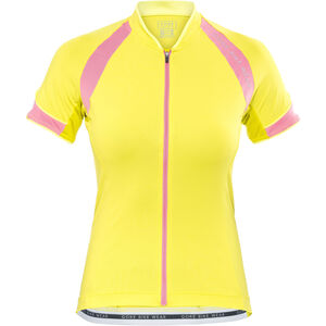 GORE BIKE WEAR Power 3.0 Jersey Lady sulphur yellow/giro pink bei fahrrad.de Online