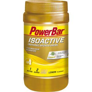 PowerBar Isoactive Dose Lemon 600g
