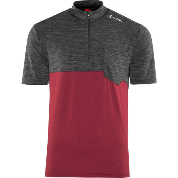Löffler Rainbow Bike Shirt Half-Zip
