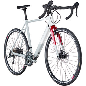 ORBEA Gain D40 grey/white/red grey/white/red