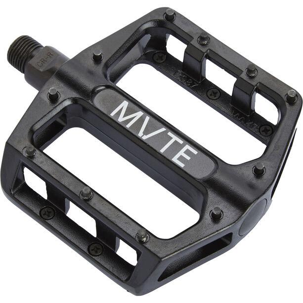 MVTE Reach Pedale schwarz schwarz