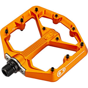 Crankbrothers Stamp 7 Small Pedals orange orange