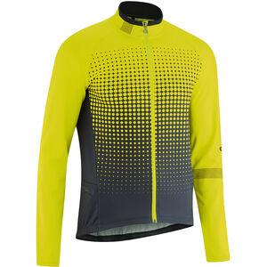 Gonso Julier Full-Zip Langarm Trikot Herren safety yellow safety yellow