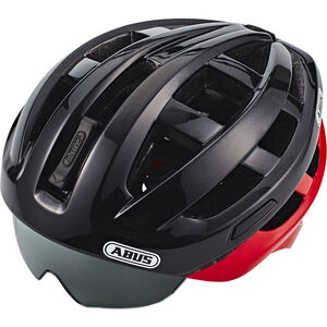 ABUS In-Vizz Ascent Helmet red comb red comb