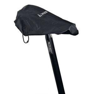 VAUDE Raincover for Saddles black black