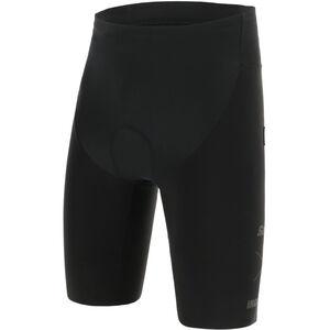 Santini Audax Aero Triathlon Shorts Herren black black