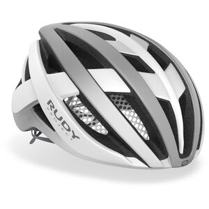 Rudy Project Venger Road Helm white/silver matte white/silver matte