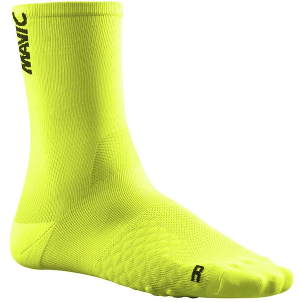 Mavic Comete Socks yellow mavic/black