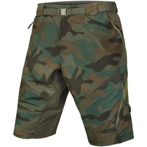 Endura Hummvee II Shorts camouflage