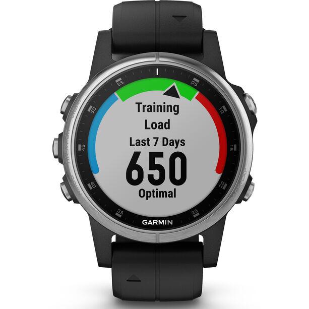 Garmin fenix 5S Plus Smartwatch silver/black