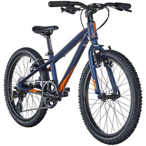 "ORBEA MX Dirt 20"" Kinder blue/orange blue/orange"