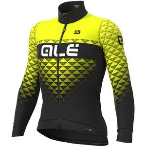 Alé Cycling PR-S Hexa DWR Jersey Herren black-fluo yellow black-fluo yellow