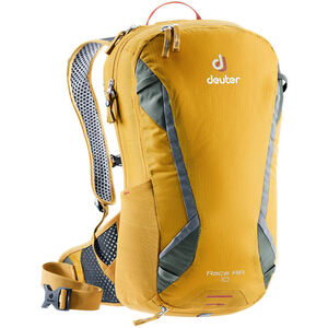 Deuter Race Air Backpack 10l curry/ivy curry/ivy