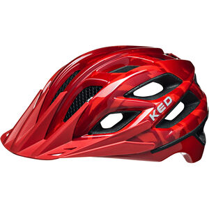 KED Companion Helmet red red