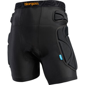 bluegrass Wolverine Protector Shorts black black