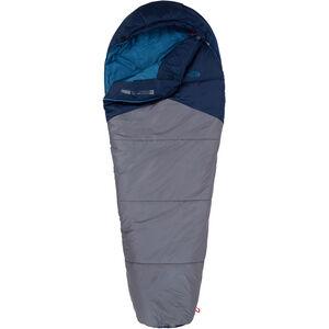 The North Face Aleutian 20/-7 Sleeping Bag Long Cosmic Blue/Zinc Grey bei fahrrad.de Online