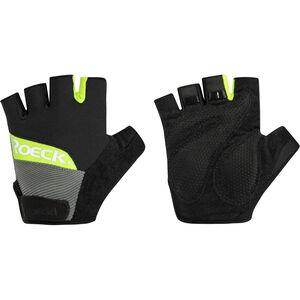 Roeckl Bozen Handschuhe schwarz/gelb schwarz/gelb