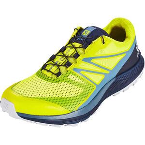 Salomon Sense Escape 2 Shoes Herren sulphur spring/navy blazer/bluestone sulphur spring/navy blazer/bluestone
