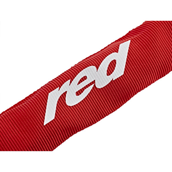 Red Cycling Products High Secure Chain Kettenschloss 6mm x 1000mm