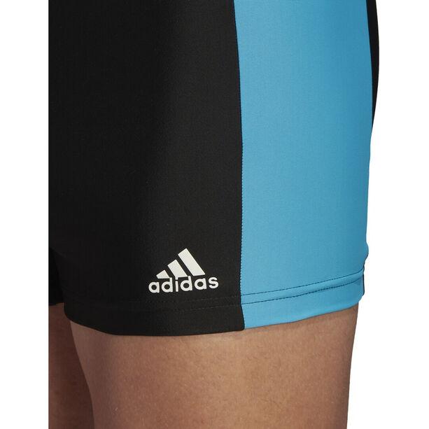 adidas Fit 3Second BX Boxer Herren black/shock cyan/white