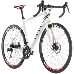 Cube Attain Pro Disc White'n'Red bei fahrrad.de Online